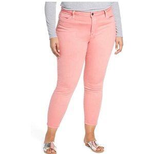 Anthropologie Sanctuary Social Ankle Skinny Jeans